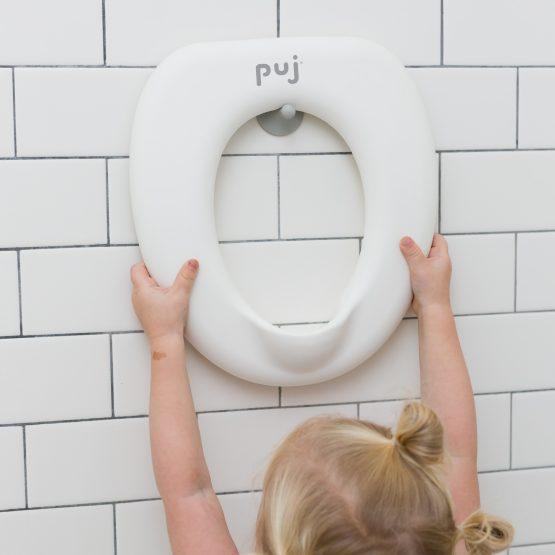 Puj – Easy Seat – White