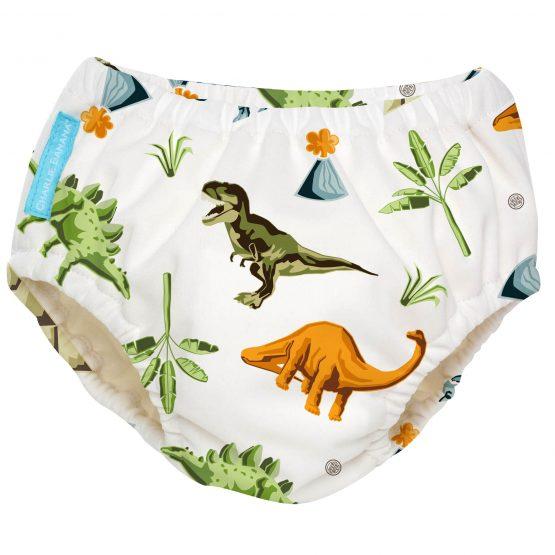 Charlie Banana – Reusable Swim Diaper Dinosaurs (M)