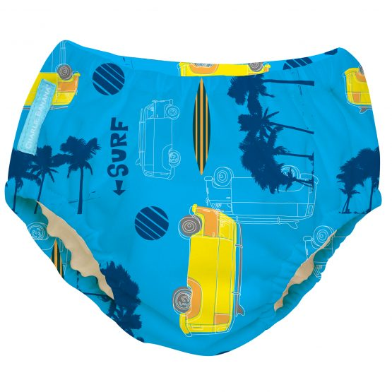 Charlie Banana – Reusable Swim Diaper Malibu (S)