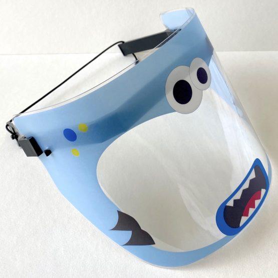 Protekta Blue Monster Protective Face Shield