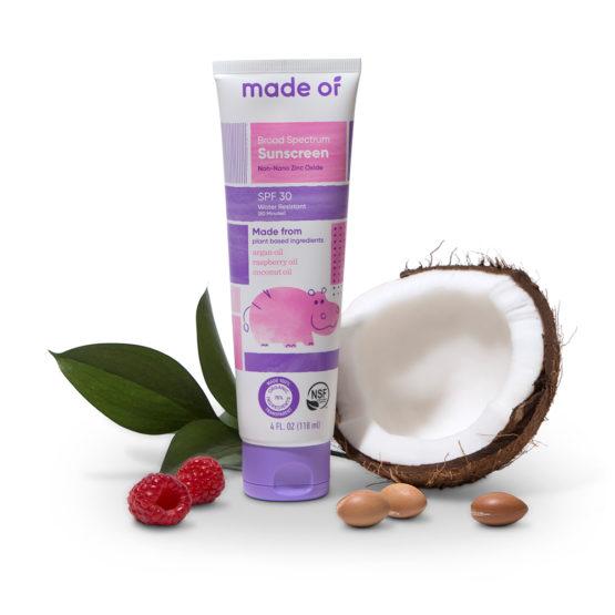 Made Of – Baby Sunscreen SPF 30